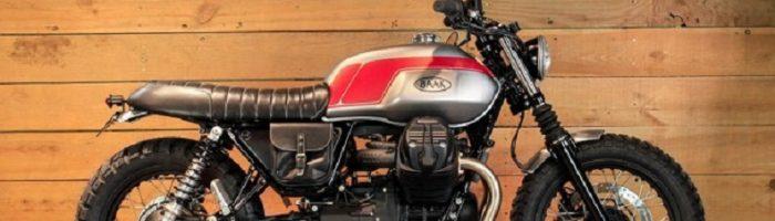 Préparateur Baak : le futur de la Moto est Custom