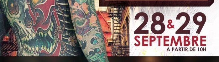 Macon Tattoo Show : convention organisée par BFC Events | Le Spot