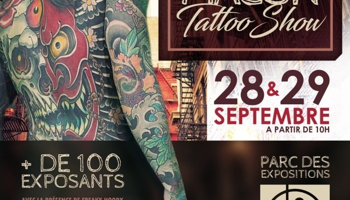Macon Tattoo Show : convention organisée par BFC Events | Le Spot