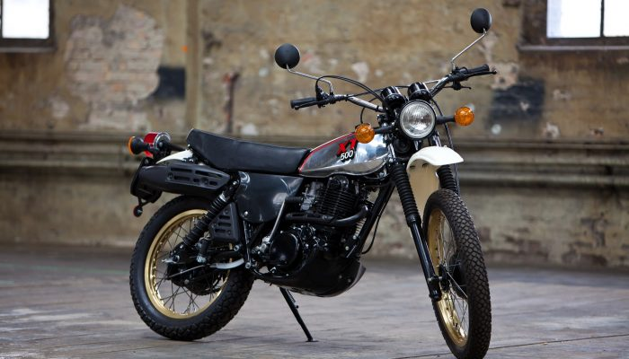 Yamaha 500 XT : une moto mono 4-temps mythique
