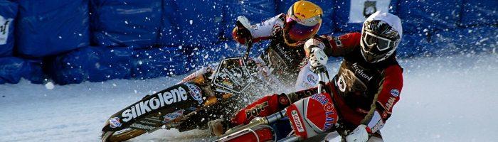 Ice Speedway : les courses de motos sur glace