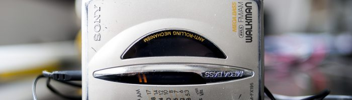 Objets Cultes des Années 1980 : le Walkman